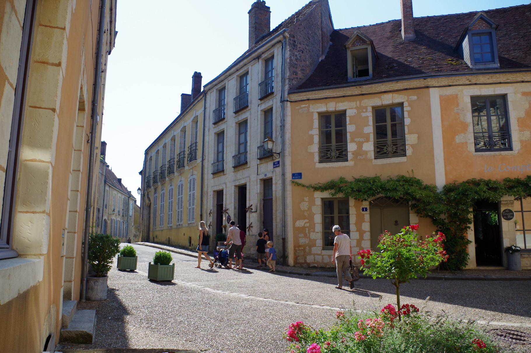 La rue Ville Close