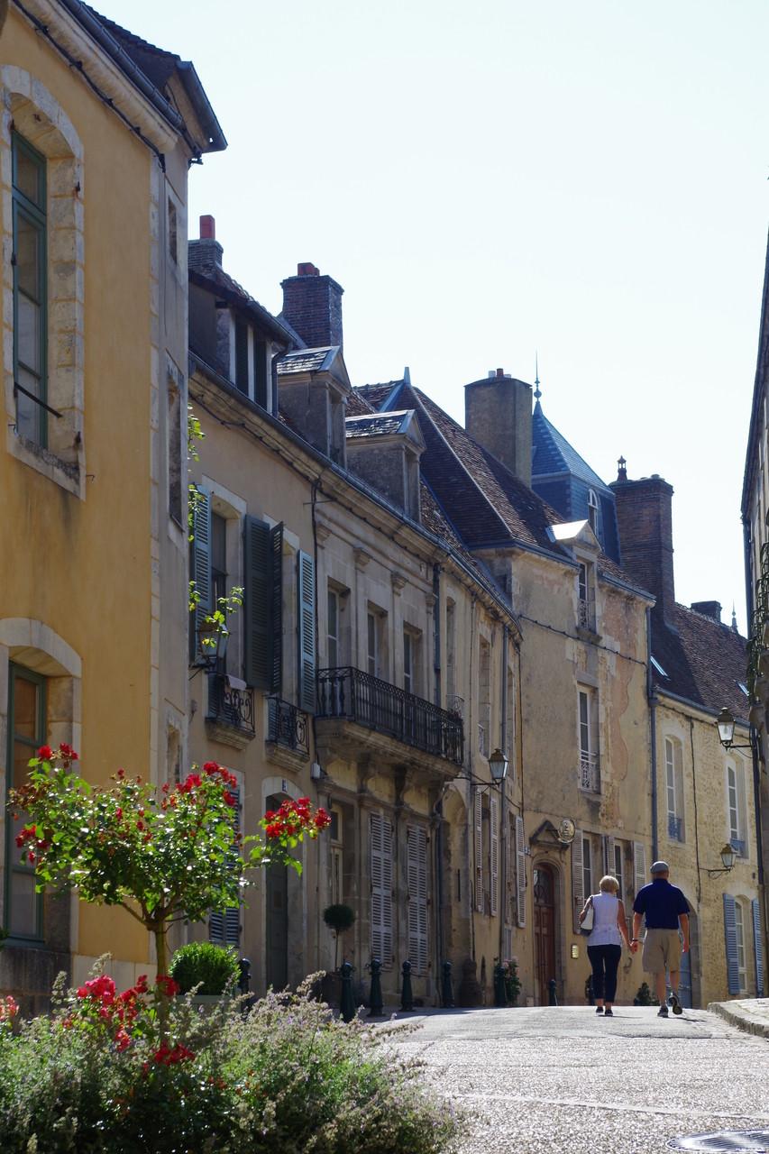 Hôtels particuliers rue Ville Close