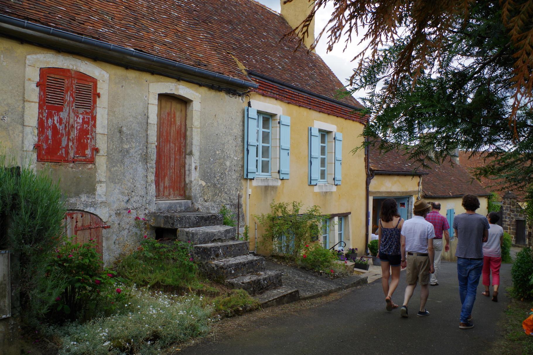 Une bien ancienne maison...