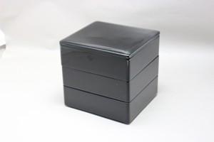 木製重箱の漆塗り修理