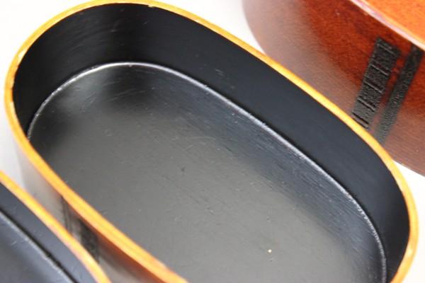 中子と本体の内側は黒に塗られている