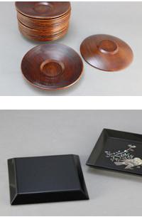 茶托・小皿修理
