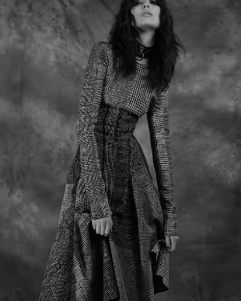 Cristina Piccone for Haunted Mag styled by Jahulie Elizalde ph Aceamir