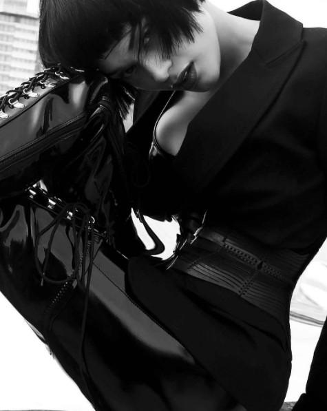 Pia Wurtzback miss Universe stylist Kevin Kelly  Blair Berisha ph Fadil Berisha