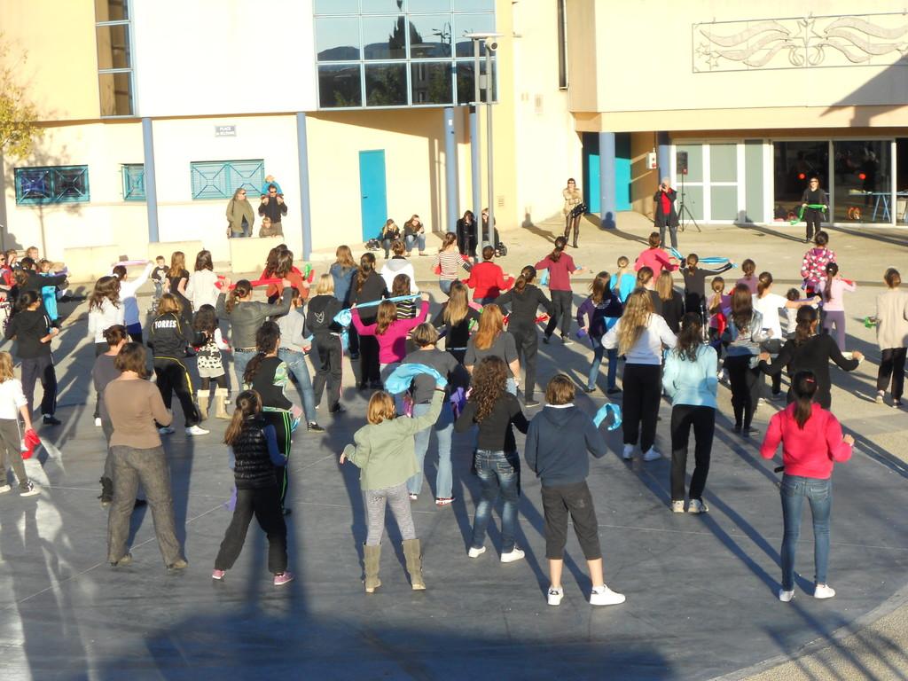 flash mob telethon 2011 3/3