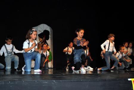 Le hip hop - Téléthon 2011