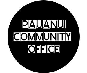 pauanui community office