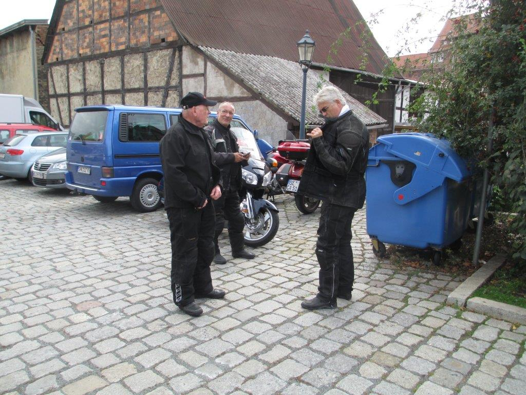 Bummel durch Quedlinburg.