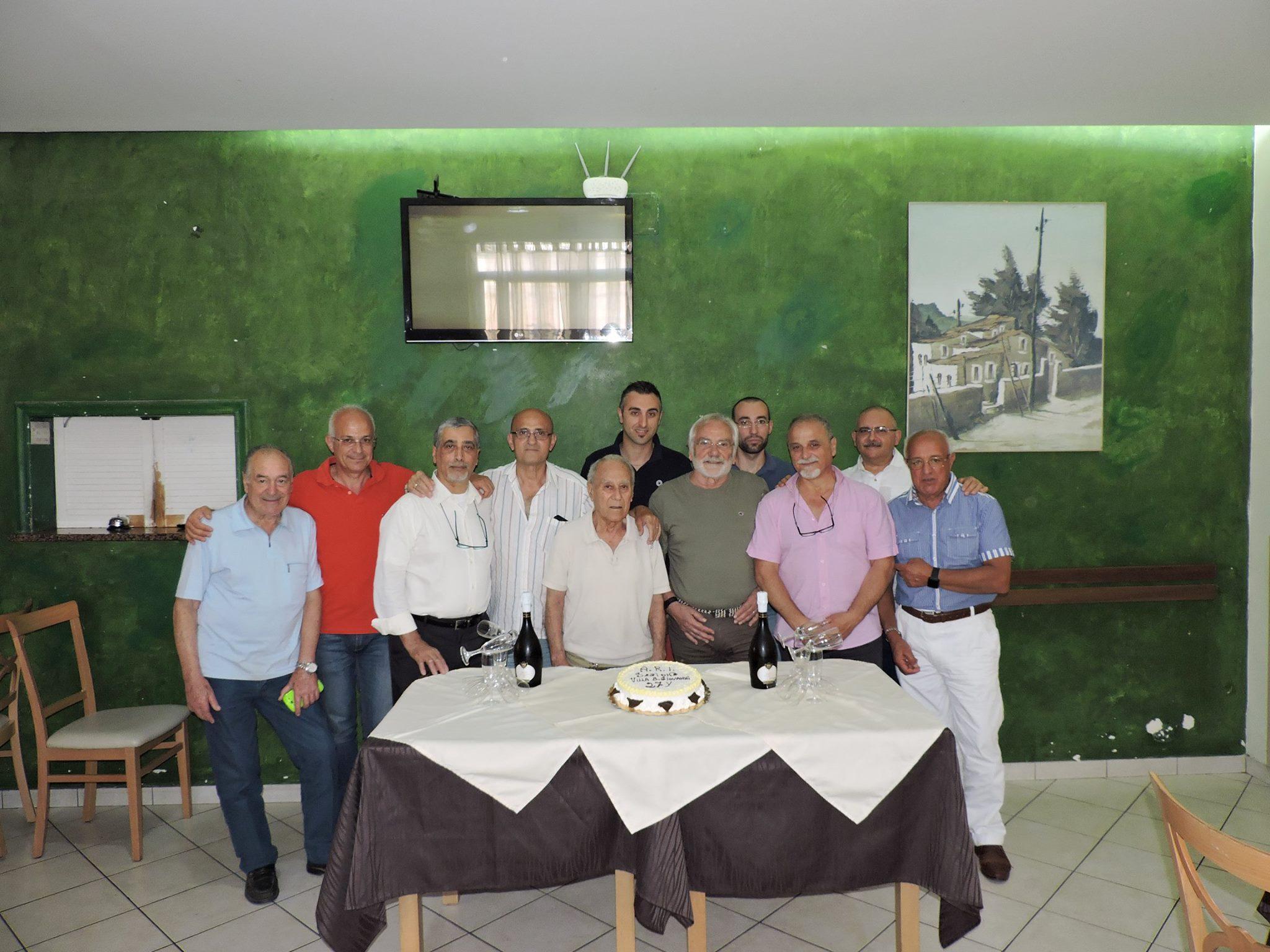 Parte Soci A.R.I. Villa San Giovanni 27 anni