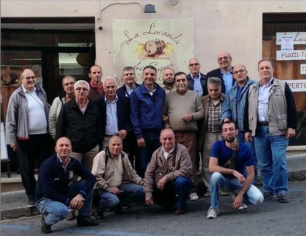 Riunione Comitato Regionale Calabria.09.11.2013