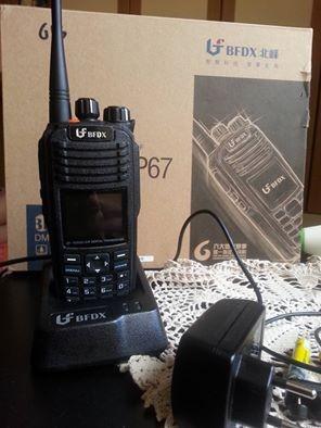 RTX in mio possesso BFDX 503 DMR UHF