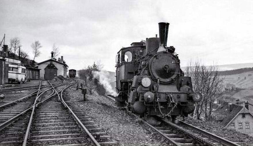 Unvergessene Eisenbahnen im Mittelgebirge Harz!