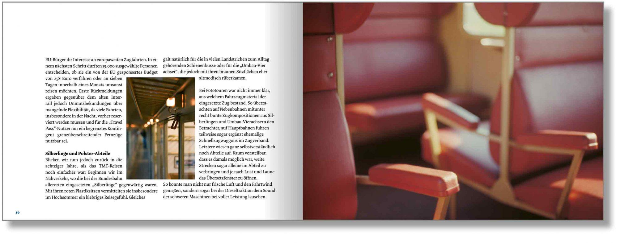Beispielseiten: Das TMT Buch