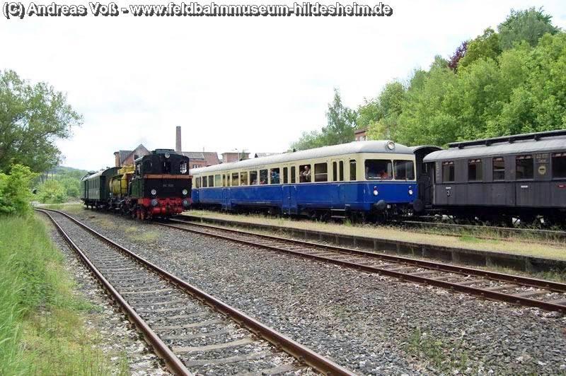 Ehemaliger Bahnhof Bornum (Harz)