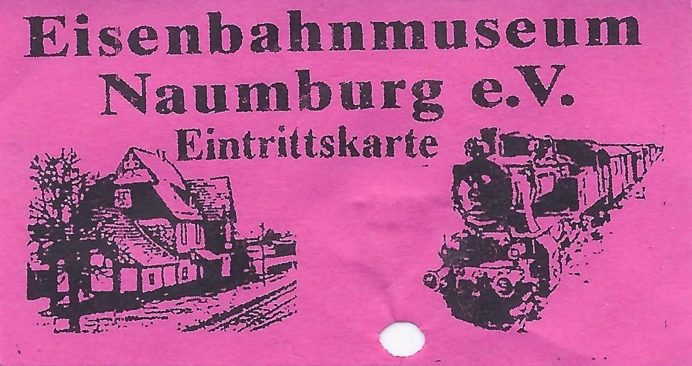 Eisenbahnmuseum Naumburg