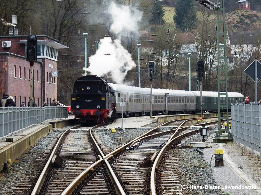 Bahnhof Rübeland