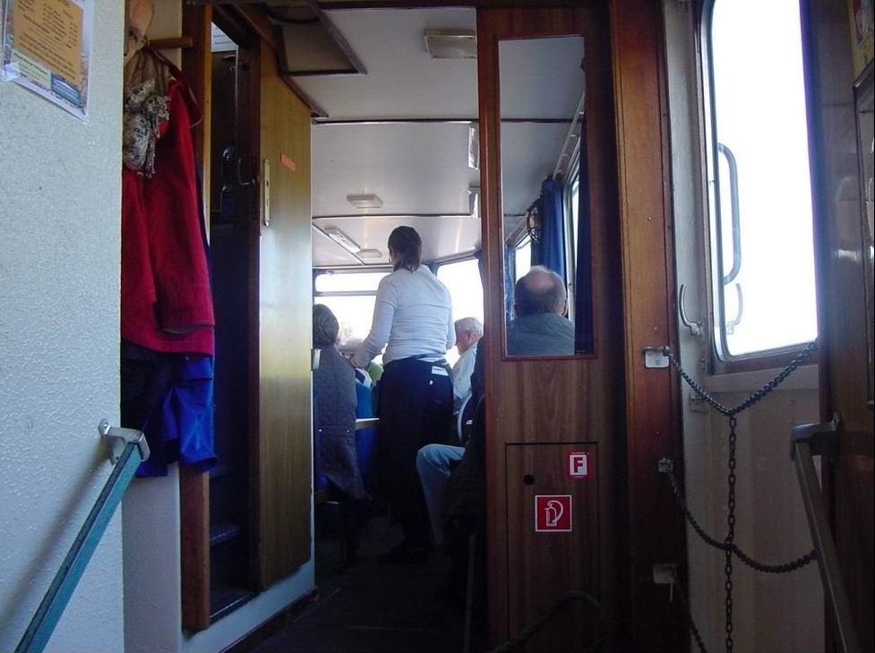 Service an Bord