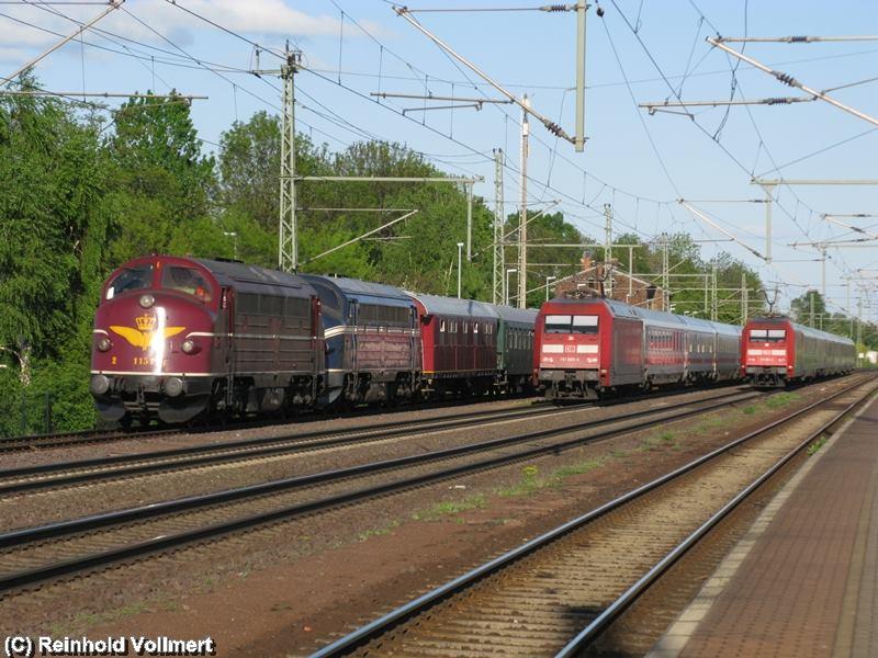 Zwischen Magdeburg und Braunschweig