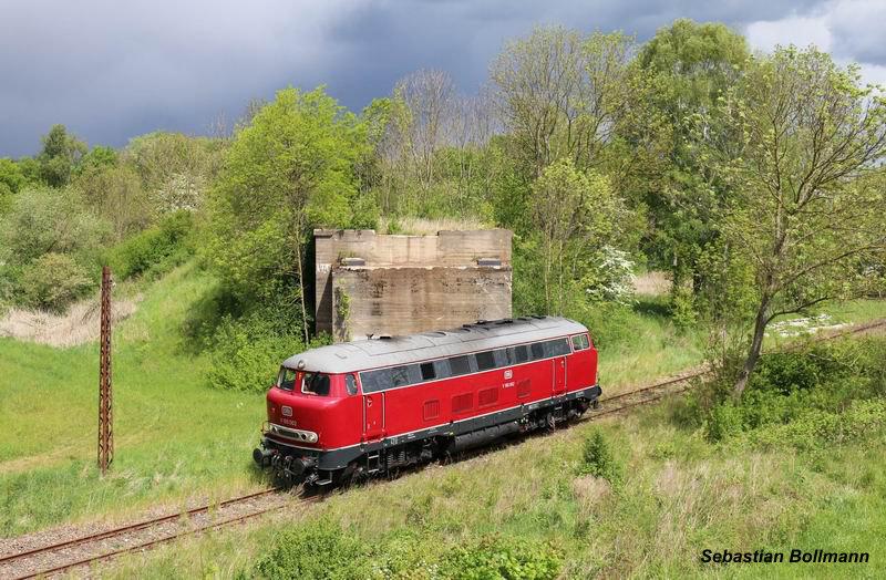 SZ Bad Voßpaß - Museumsbahn