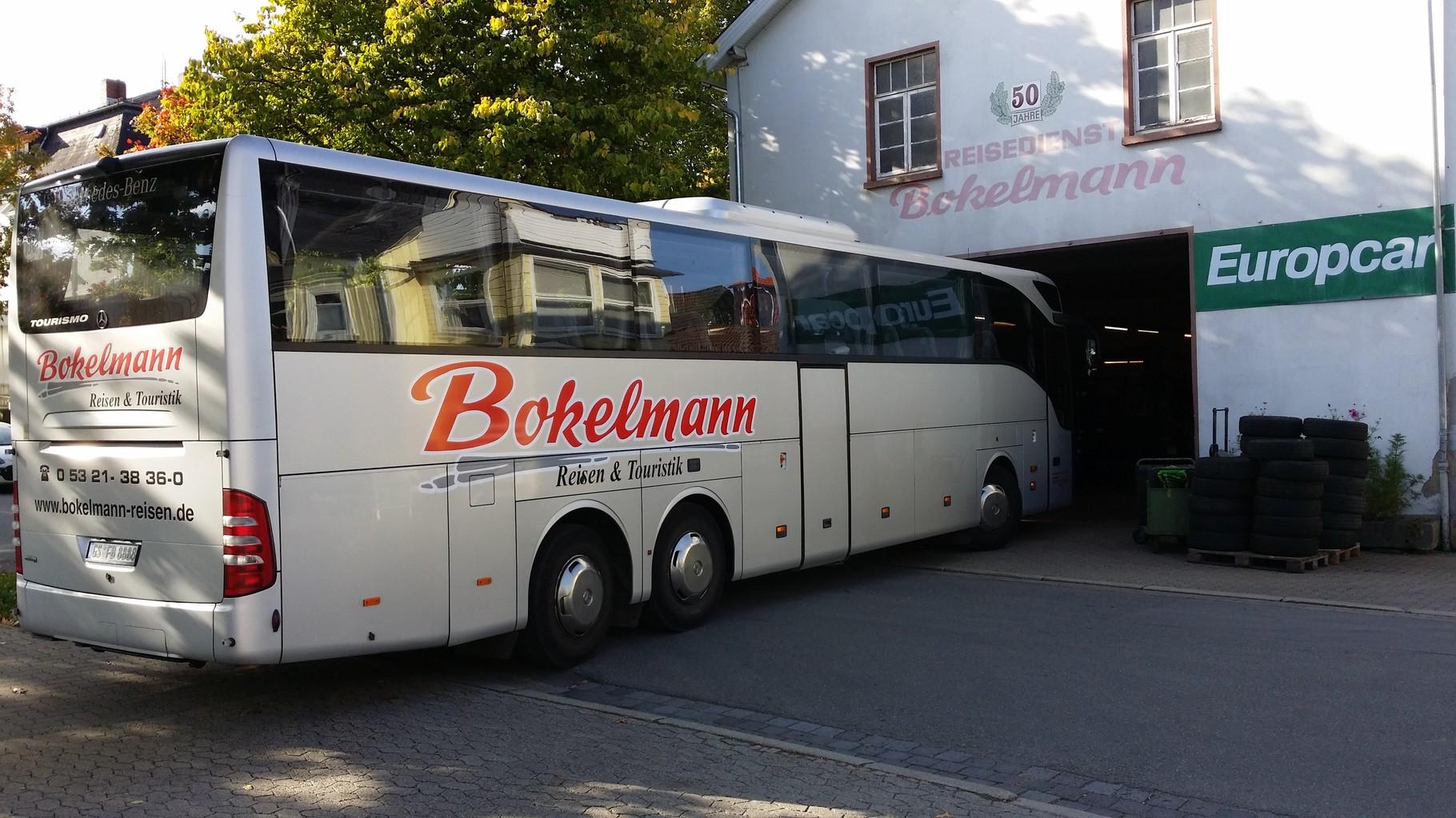 Feierabend - Ankunft in Goslar