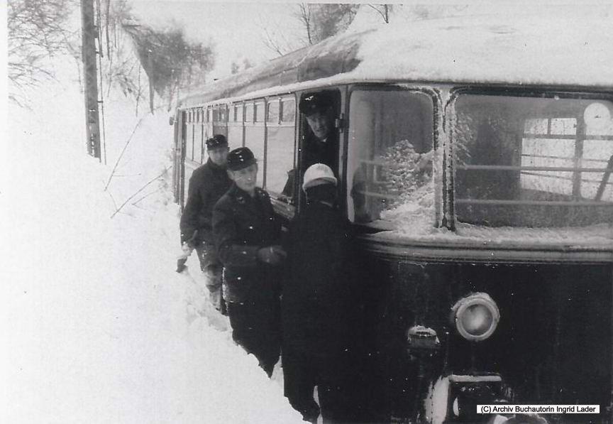 Winter auf der Innerstetalbahn
