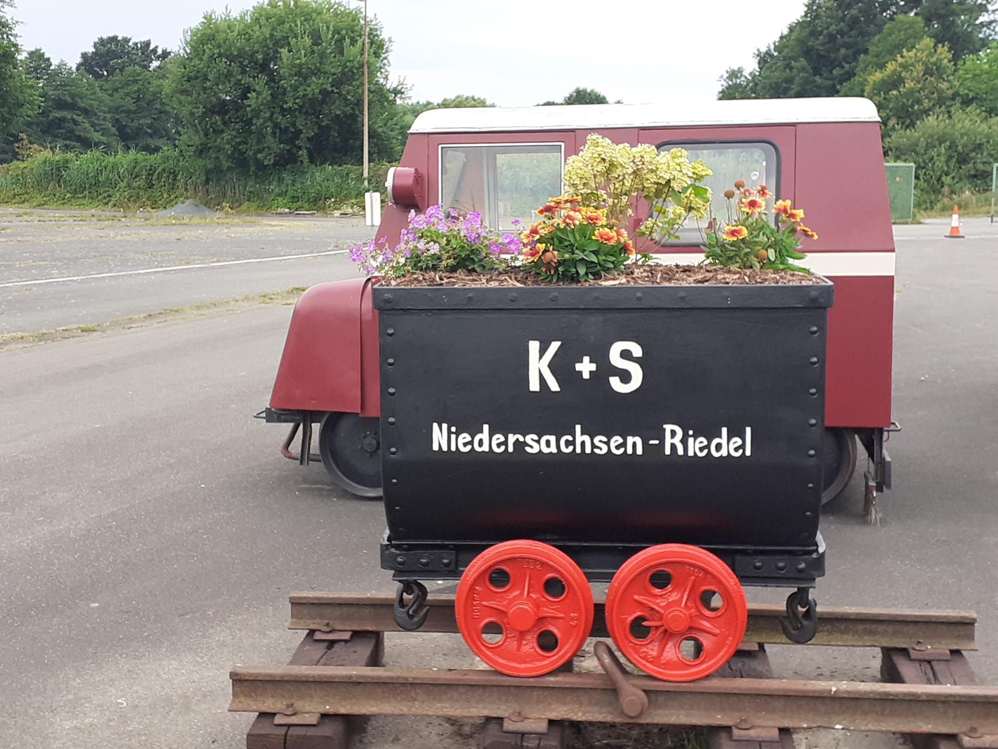 Der Verein Kalibahn Niedersachsen Riedel e.V.