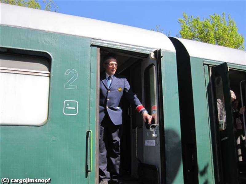 Zugführer Tom