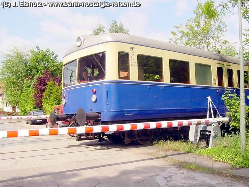 """""""Die Ambergaubahn"""" - 4. Hansetage 2013 in Bockenem / Rückblick"""