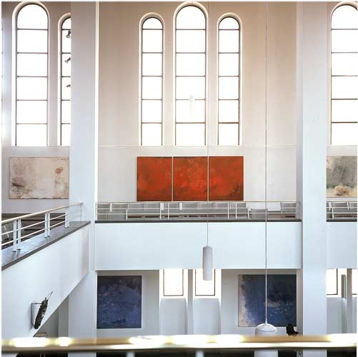 Das andere Altarbild, Stiftung Sankt Matthäus - Kirche am Kulturforum, Berlin, 2006