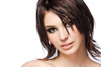 Sauberes und frisches Hautbild