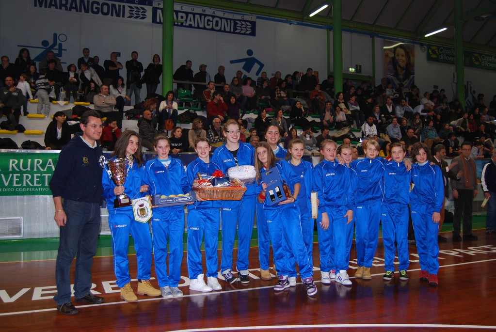 UNDER 14 - 3a CLASSIFICATA