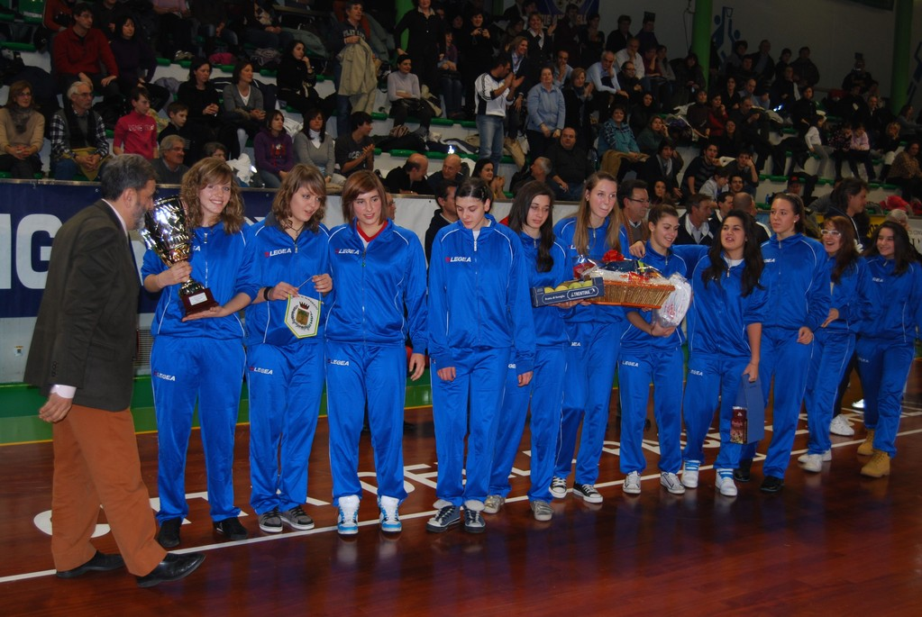 UNDER 16 - 1a CLASSIFICATA