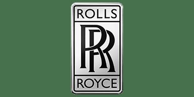 rolls royce логотип