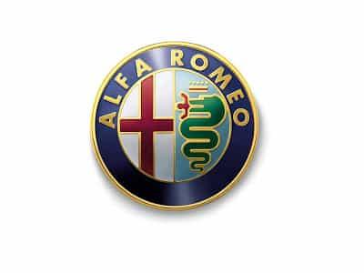 Alfa Romeo логотип