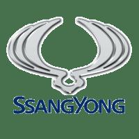 Ssang Yong логотип