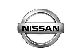 Nissan логотип