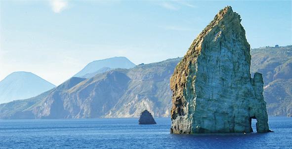 Tagestour Liparische Inseln