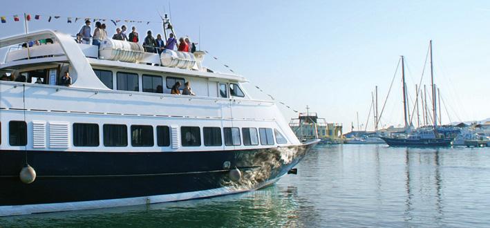 vom Hafen Tropea nach Stromboli