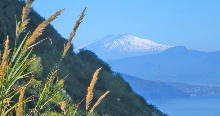 Steilküsten wandern Kalabrien