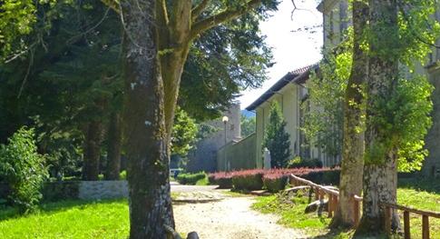 Kartäuserkloster Serra San Bruno Kalabrien