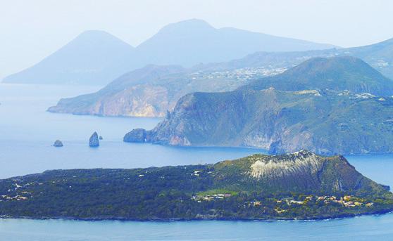 Bootsausflug zu den Äolischen Inseln