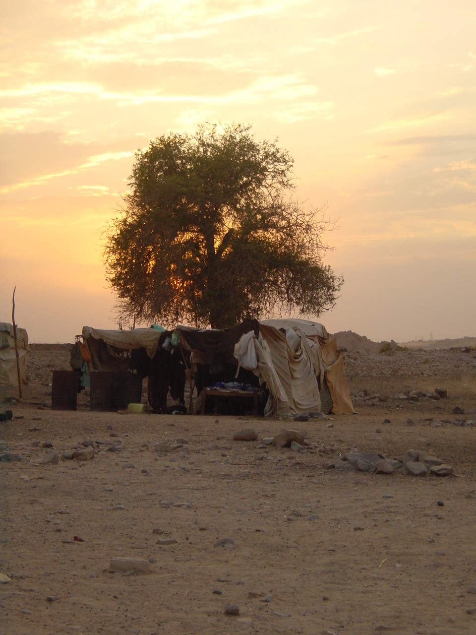 Bei den Beduinen / Süd Ägypten