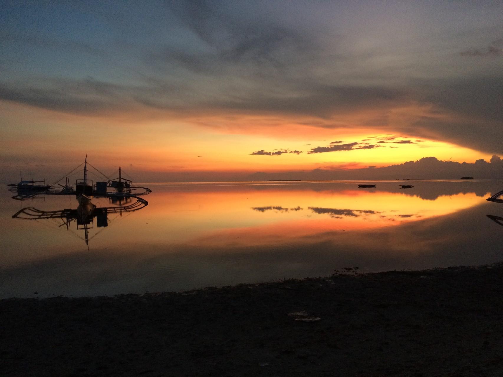 Linaw Beach Panglou / Philippinen