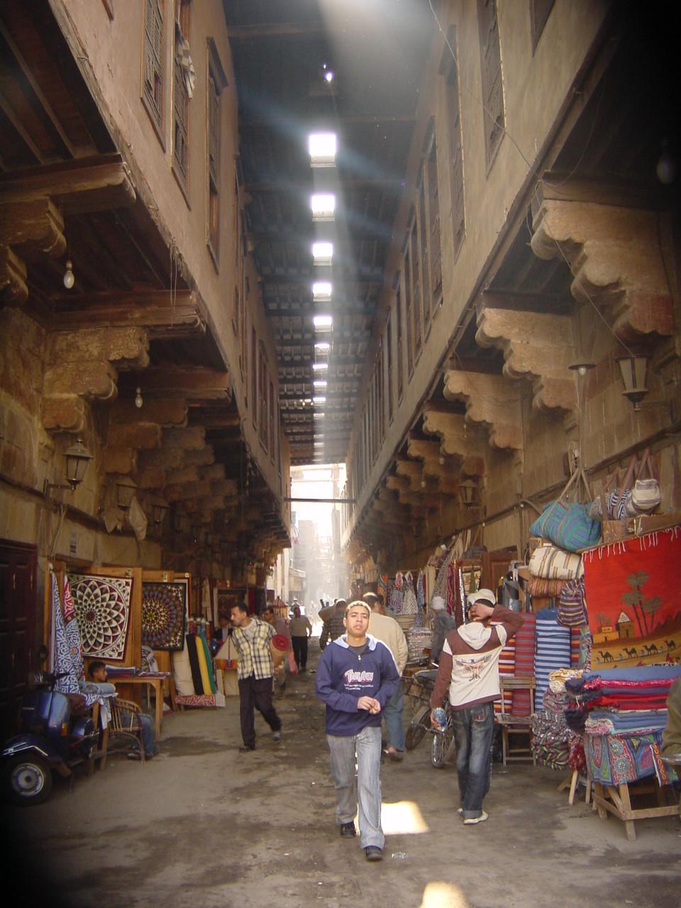 Kairo Markt / Ägypten