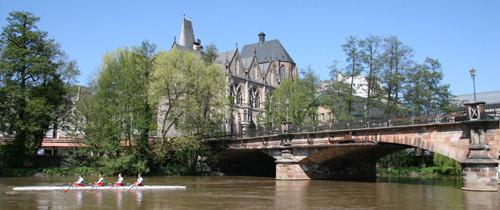 Philipps-Universität in Marburg an der Lahn