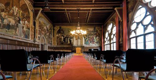 Aula Universität Marburg