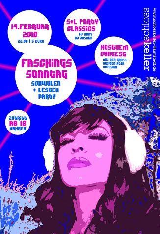 flyer: Rosas FastNacht 2010