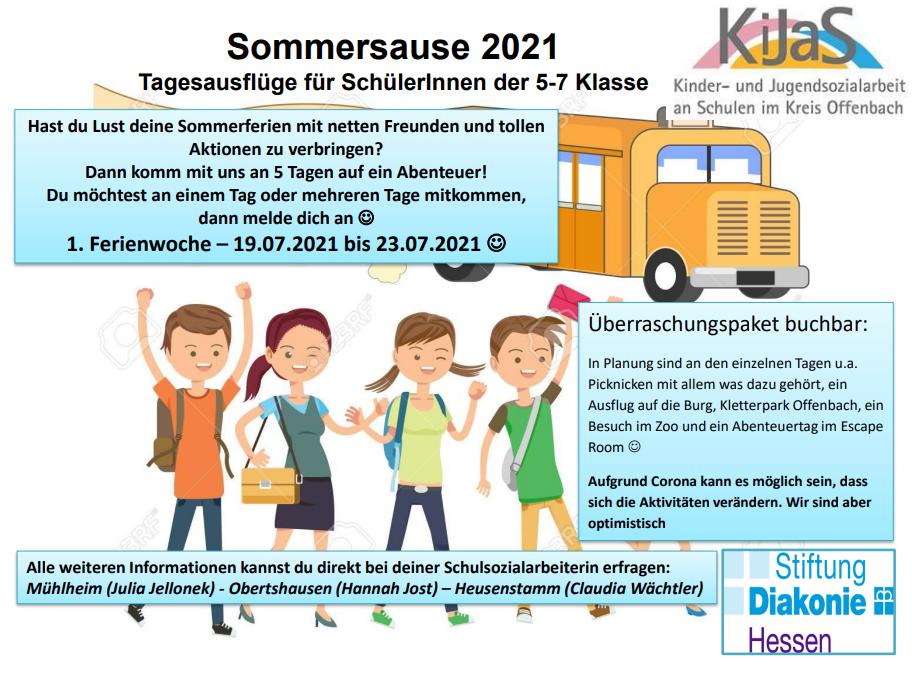 Die Sommersause 2021