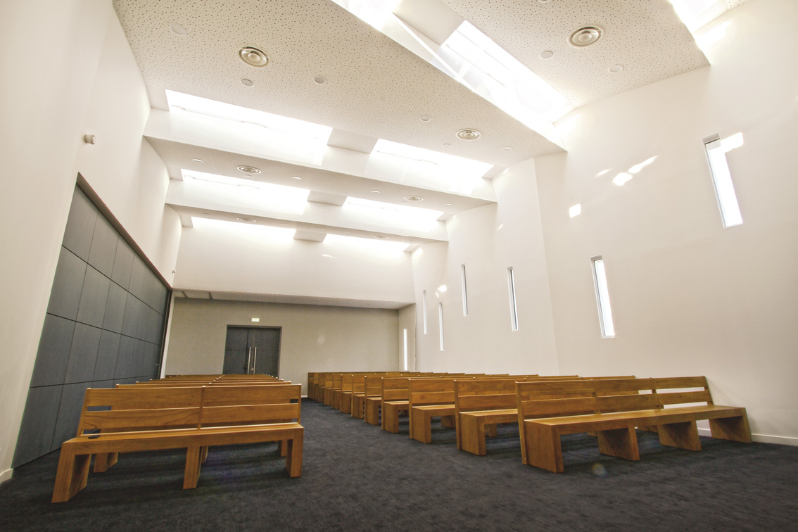 La Salle des Hommages