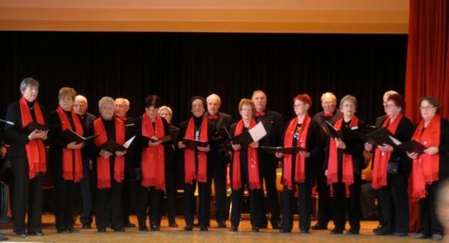 Auftritt Gemischter Chor